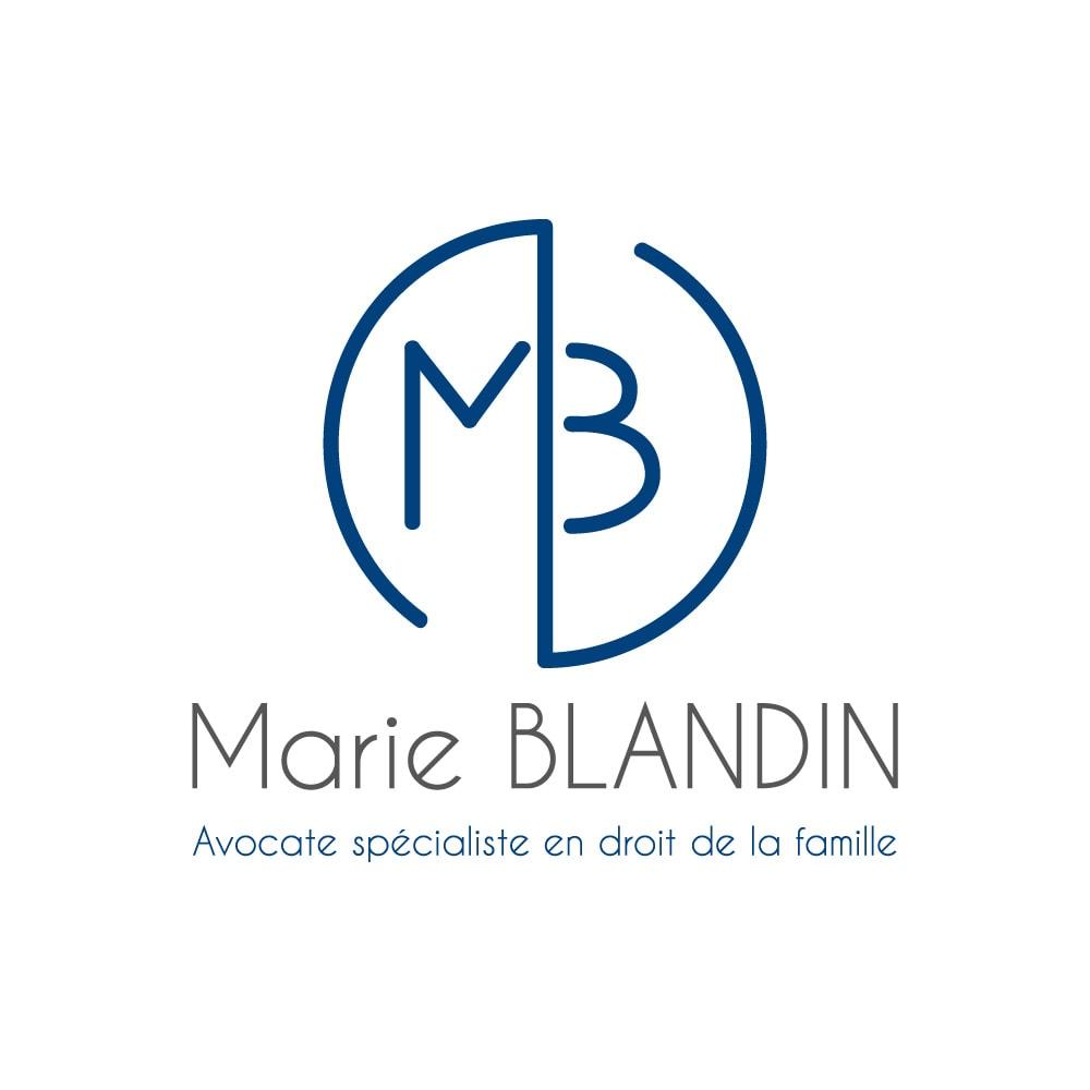 logo cabinet d'avocat Marie Blandin